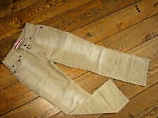 ❤ Guess ❤ staight leg Kord jeans * 38 w29 * beige ❤