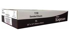 Sand Sheets Bulk Kagesan Pack Paper 5 Sizes 110 Box Value 55 30cm Bird Cages