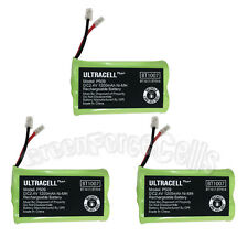 3 pcs 2.4V Ni-MH 1200mAh Rechargeable Battery Pack P-509 BT1007 For Phone Cell