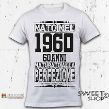 1995 Regalo Compleanno 25 Anni Vintage Auguri Originali Maglietta