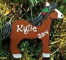 Horse Christmas Ornaments  eBay