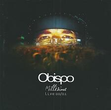 PASCAL OBISPO - Millésime Live 00/01