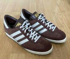 Adidas Beckenbauer Marrón Zapatillas Uk Size 8