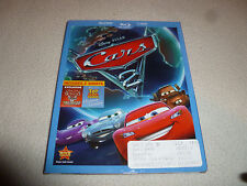 BRAND NEW FACTORY SEALED DISNEY PIXAR CARS 2 DVD BLUE RAY MOVIE NFS