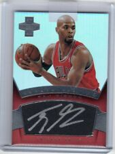 2012-13 Panini Innovation Taj Gibson Innovative Ink Auto Autograph