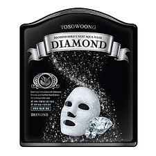 [TOSOWOONG] Diamond Bird's Nest Aqua Mask 5sheets