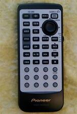 PIONEER Remote Control CXC3074 - AVH-P6600DVD CAR A/V  SYSTEM