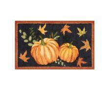 Nourison Black Pumpkin 18x30 Accent Rug - New