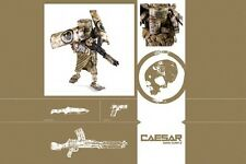 THREEA ASHLEY WOOD WWR CAESAR 666th CLINT E 1/12 Action Figure