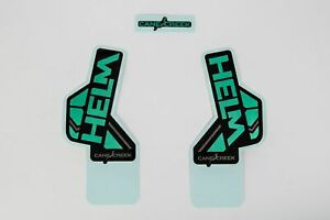 Cane Creek Helm AFM Sticker Kit grün