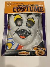 Vintage Woolworth's Ghost Costume by Ben Cooper, Inc.