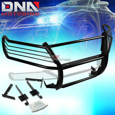 FOR 13-16 NISSAN PATHFINDER SUV CHROME STAINLESS STEEL FRONT GRILL GUARD FLAME
