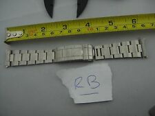 ROLEX  ORIGINAL BRACELLET 20 MM FOR SUBMRINER REF 93150  END LINK 501B  ITEM RB
