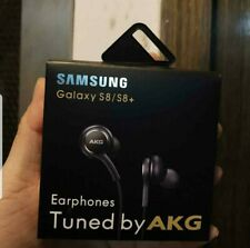 Oem original Samsung akg for s8/s8plus EO-IG955 Black In-Ear Headsets