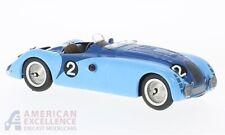 1/43 Scale IXO Diecast Model Bugatti Type 57G, RHD, No. 2, 24 hr. Le Mans 1937 W