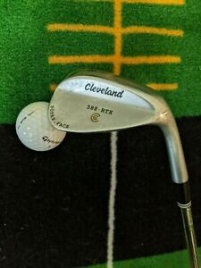 CLEVELAND RTX588 Rotex 2.0 58 / 12 Degrees Lob Wedge Right Handed
