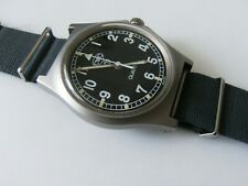 CWC  WATCH ROYAL NAVY ISSUE 1985 EXCELLENT STORED