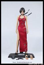 1/6 Personnalisé Figurine D'Action - TV Jeux Jeu Vidéo Ada Qipao Version Féminin