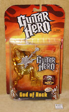 RARE GUITAR HERO GOD OF ROCK TRU EXCLUSIVE GOLD VARIANT MOC MCFARLANE TOYS 2008