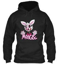New Fnaf - Mangle Men's Black Hoodie