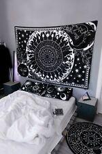 Killstar Heavens Tapestry NEW Star Moons Sun Constellations Galaxy Lunar Black