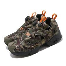 Reebok Instapump Fury OG MU Jungle Camouflage Mens Running Shoes Camo DV6962