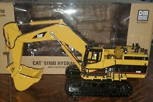 CAT Caterpillar 5110B Excavator with Operator Core Classics Series 1/50 diecast