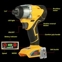 """replacement For DEWALT DCF887B 20V Cordless Brushless 1/4"""" 4 Speed Impact Driver"""