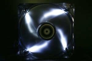 Ventilateur 120mm  Bitfénix Spectre Led Blanches PWM