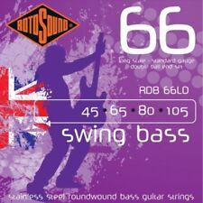 Cordes basses Rotosound nickel pour guitare et basse