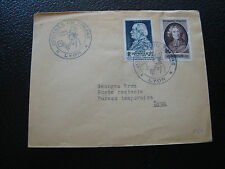 FRANCE - enveloppe 1er jour 6/3/1948 (journee du timbre) (cy66) french