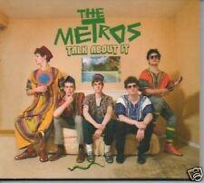 (O636) The Metros, Talk About It - DJ CD