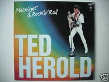 """TED HEROLD - MOONLIGHT & ROCK 'N' ROLL 12"""" LP (L2406)"""