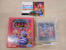 Sega Game Gear Puzzle & Action Tantoa-ru GG Japan jeu complet