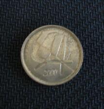 (1) Year 2000 Espana 5 PTAS Coin Spain 5 Pesetas Aluminum-Bronze Circulated