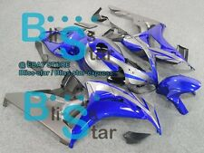 Blue Glossy INJECTION Fairing Fit Honda CBR1000RR 2006-2007 77 WW