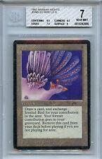 MTG Arabian Nights Jeweled Bird BGS 7.0 (7) NM Card Magic Gathering WOTC 2886