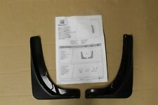 Rear Mud Flap Set Seat Leon 2013 Onwards 5F0075101 New Genuine Seat part