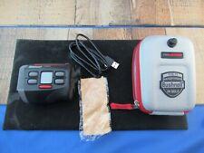 Bushnell GPS 201835 Hybrid Laser Rangefinder Used Bundle in Carrying Case w/ USB