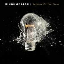 "KINGS OF LEON ""BECAUSE OF THE TIMES"" CD NEUWARE"