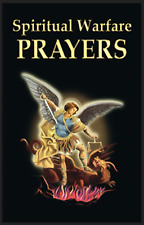 Spiritual Warfare Prayers - 32 Page Prayer Booklet - by Robert Abel