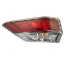 TOYOTA HIGHLANDER 2014-2016 LEFT DRIVER OUTER TAILLIGHT REAR LAMP TAIL LIGHT NEW