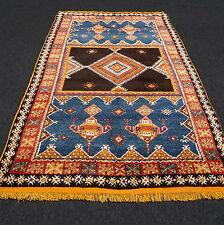 Orient Teppich Berber 200 x 114 cm Atlas Marokko Handgeknüpft Carpet Rug Tappeto