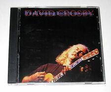 CD: David Crosby - It's All Coming Back To Me Now (1994, Atlantic) Wooden Ships