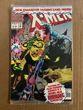 X-MEN ANNUAL #2 POLYBAGGED WITH CARD MARVEL COMICS (1993) GAMBIT CYCLOPS BEAST