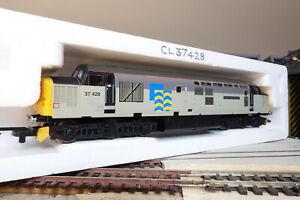 Lima OO Class 37 Diesel Locomotive 37428 David Lloyd George Petroleum Sector