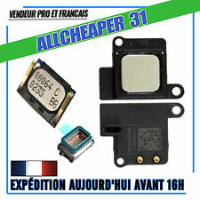 ECOUTEUR HP  HAUT PARLEUR MODULE INTERNE IPHONE 4 4S 5 5C 5S Qualité Original