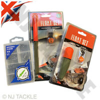 Pike Fishing Float Kit set Including Trace and hooks trebles Zander Perch