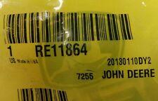 John Deere OEM part # RE11864 hydraulic tee fitting 4240 4440 4640 4840 tractor