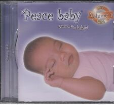 Peace Baby Music  for babies vol 1 free post